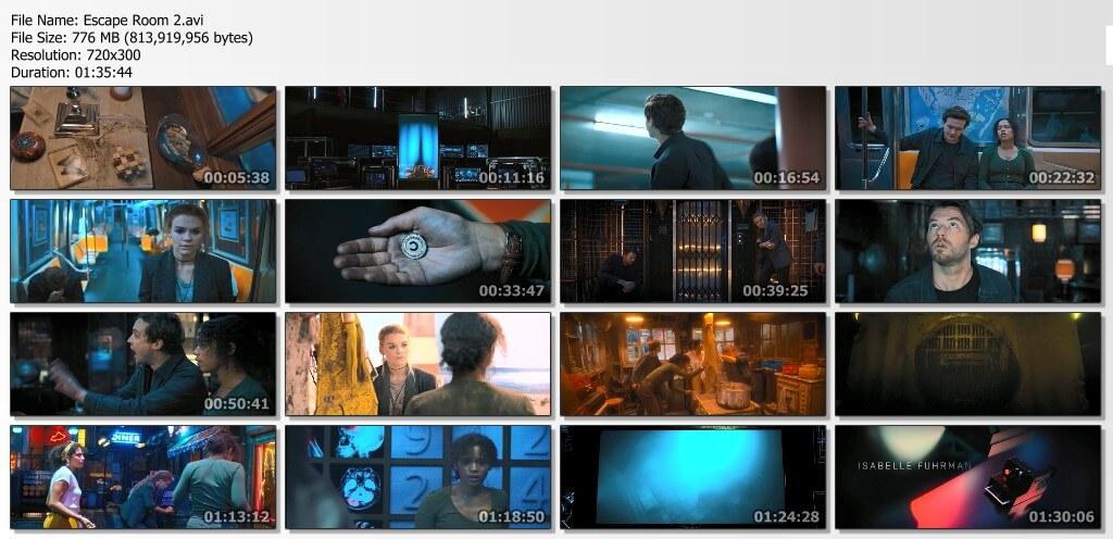 Escaper Room 2 Capturas