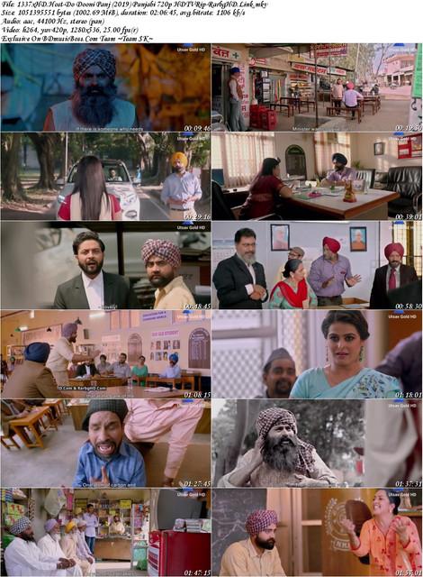 1337x-HD-Host-Do-Dooni-Panj-2019-Punjabi-720p-HDTVRip-Rarbg-HD-Link-s
