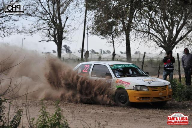 Deportes Provinciales: 30° Campeonato Entrerriano de Rally: Giebert-Giebert Ganaron en Santa Lucía