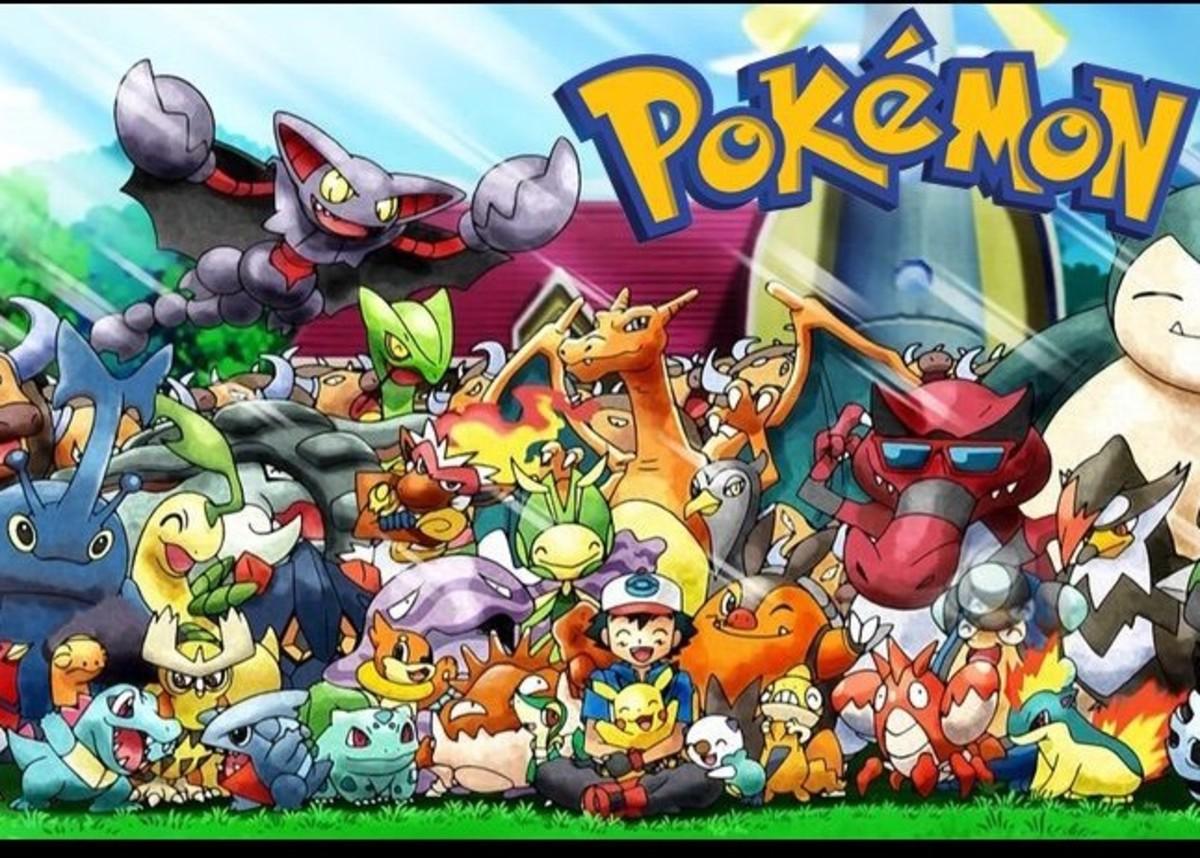 ash-with-his-Pokemon