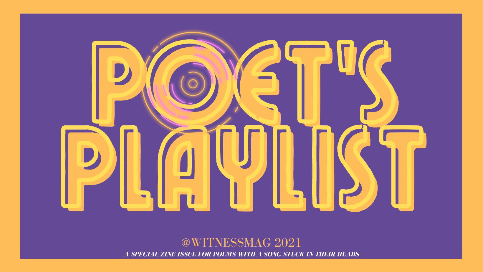 Poet's Playlist