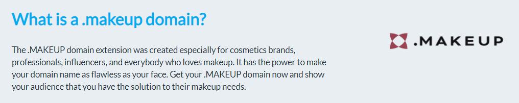 dot-makeup