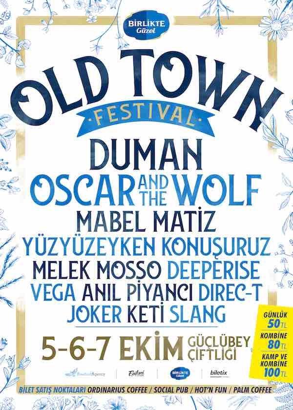old town program