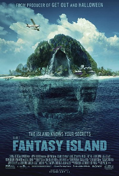 Fantasy Island (2020) English 720p HDRip x264 900MB DL