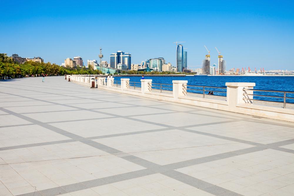 Baku-Seaside-Boulevard