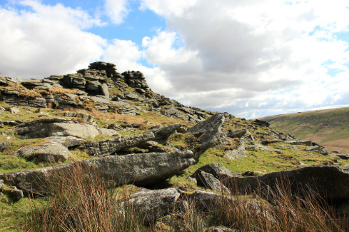 An image of Dartmoor.