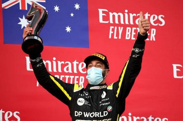 F1 GP Émilia Romagna 2020 : Vitoire Lewis Hamilton, le titre pour Mercedes 1067127