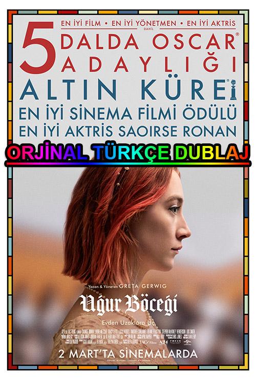 Uğur Böceği | Lady Bird | 2018 | BDRip | XviD | Türkçe Dublaj | m720p - m1080p | BluRay | Dual | TR-EN | Tek Link