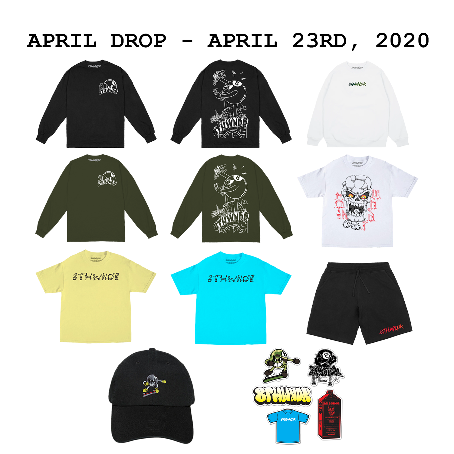 april-drop-archive