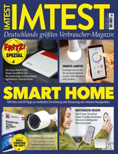Cover: Im Test Test-Magazin No 03 2021