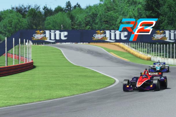 VRC Indycar 2020 - Round 8 - Mid Ohio