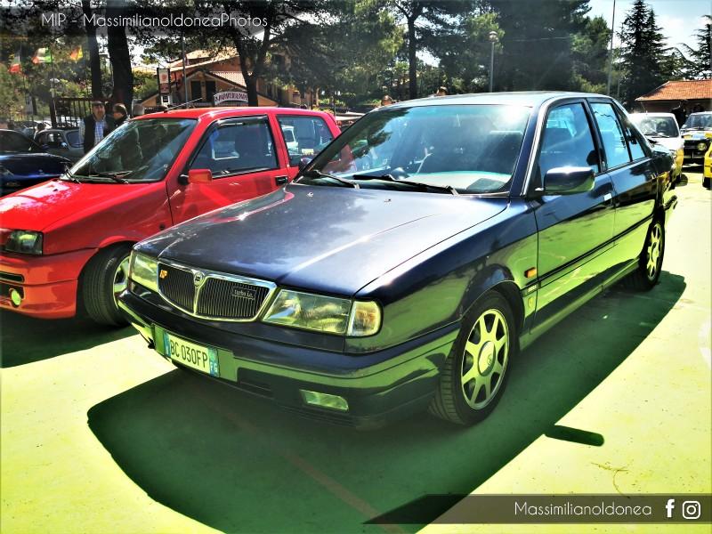 2019 - 19 Maggio - Raduno Auto d'epoca - Nicolosi Lancia-Dedra-HF-Turbo-2-0-162cv-93-BC030-FP-2