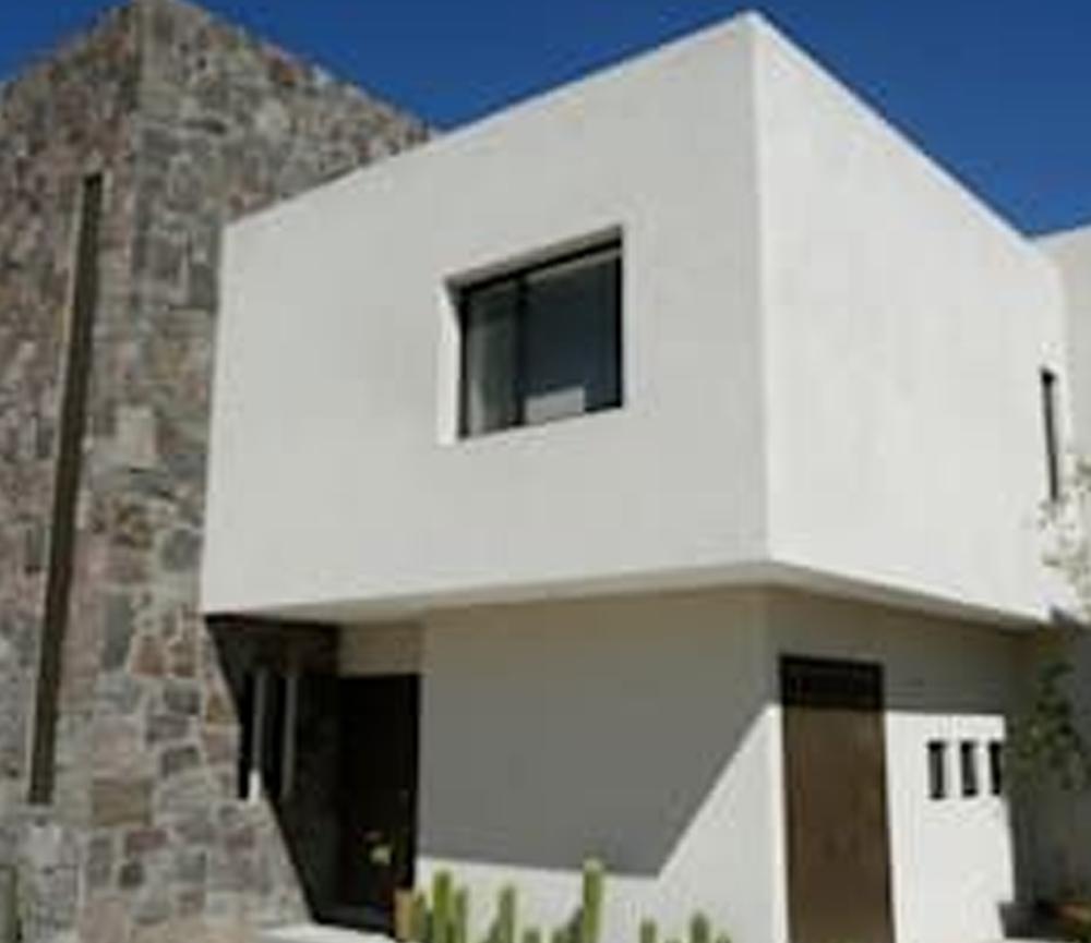 Desain Rumah dengan Sedikit Detail