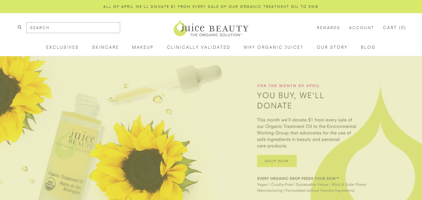 The Juice Beauty travel product recommended by Natasha Kersey on Pretty Progressive.