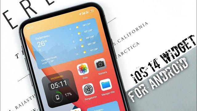 Cara Edit Widget iOS 14 Terbaru Paling Mudah