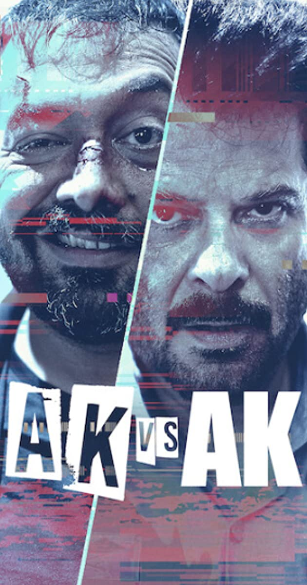 AK vs AK (2020) Hindi 720p HDRip 1Gb AAC