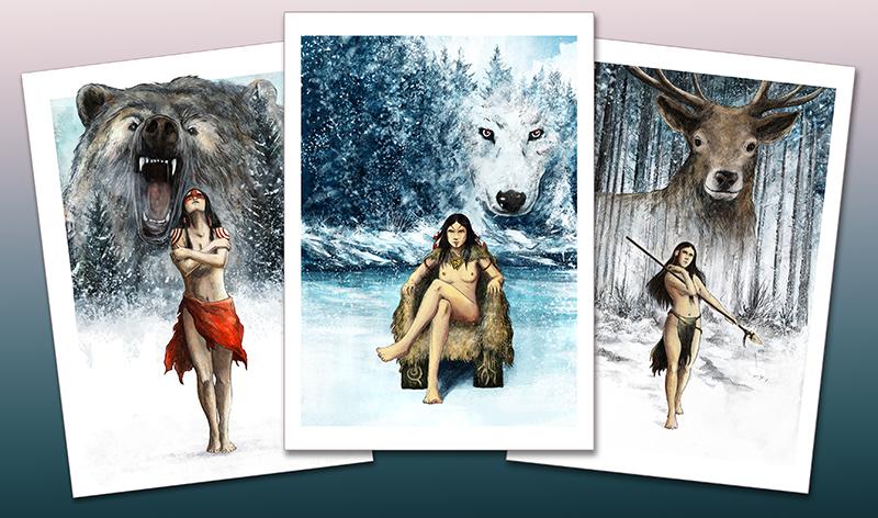 [Projet BD] Les Hiboux 2 3-prints-A