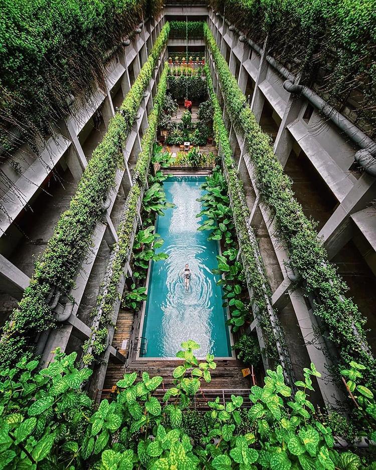 Green Hostel Yogyakarta