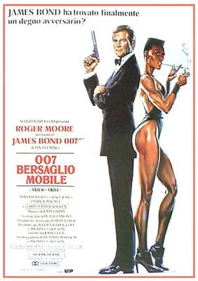 Agente 007 - 14 - Bersaglio Mobile (1985) UHD 2160p WEBrip SDR10 HEVC DTS ITA/ENG