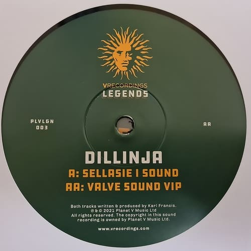 Download Dillinja - Sellasie I Sound / Valve Sound VIP mp3