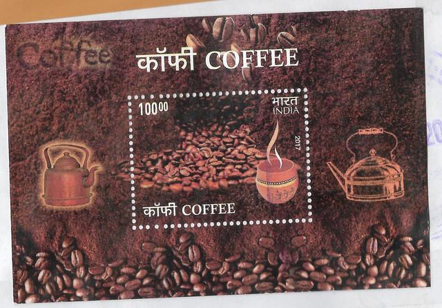 Kaffee-Indien