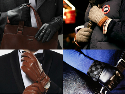How to choose men's gloves?