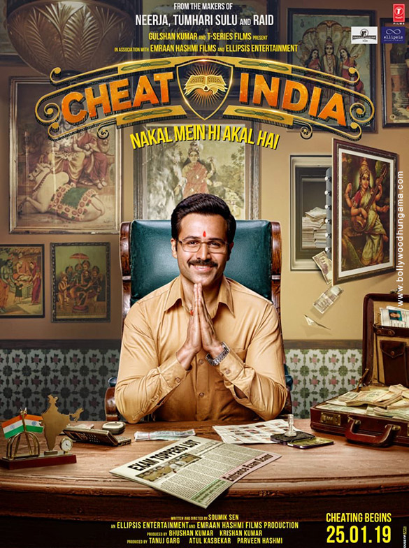 Why Cheat India (2019) Hindi Movie HD 720p