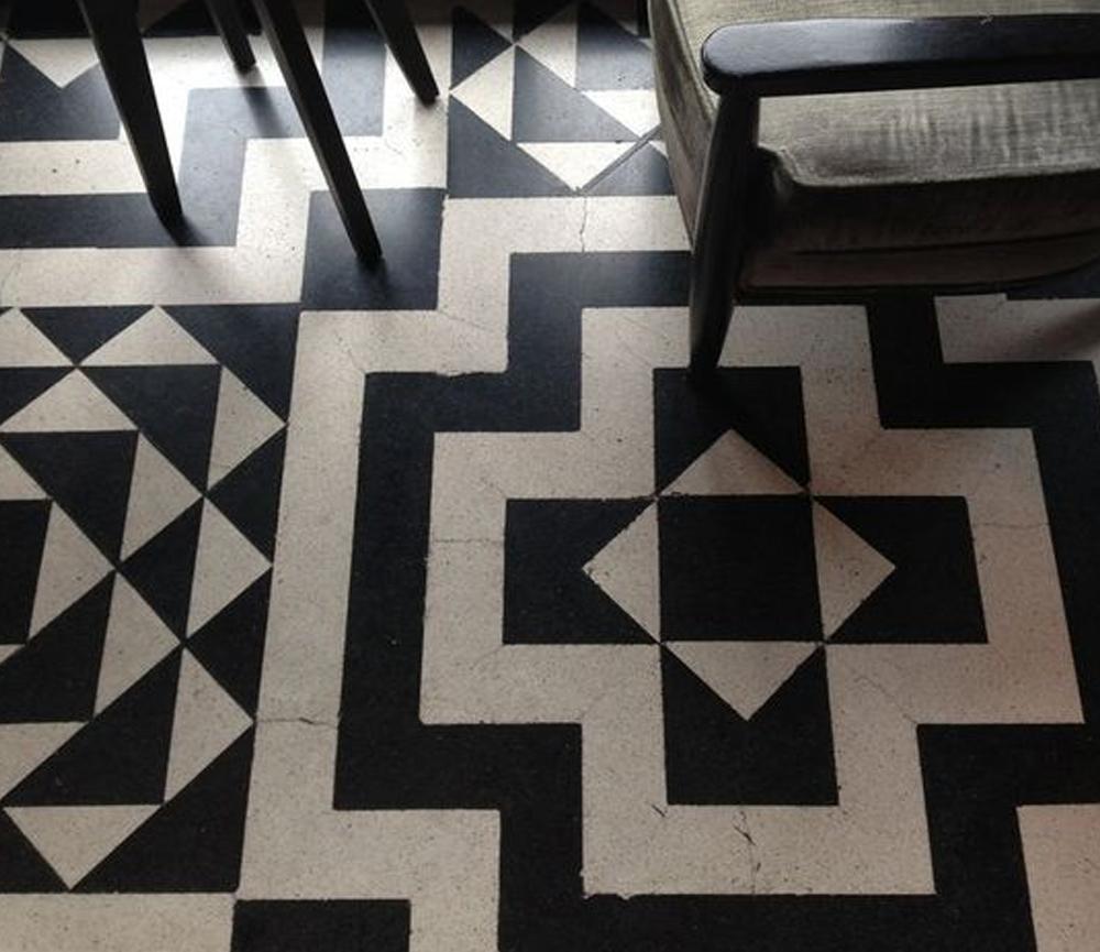 Square Granite Design