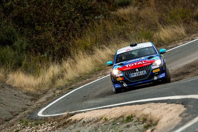 Des Débuts Réussis Pour La Peugeot 208 Rally 4 ! Peugeot-40