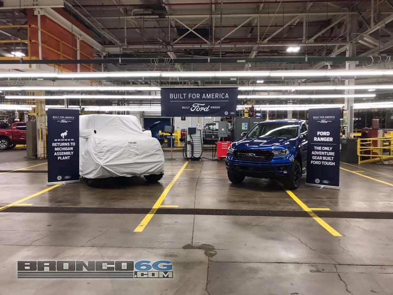 2020 Ford Bronco / Sport 24