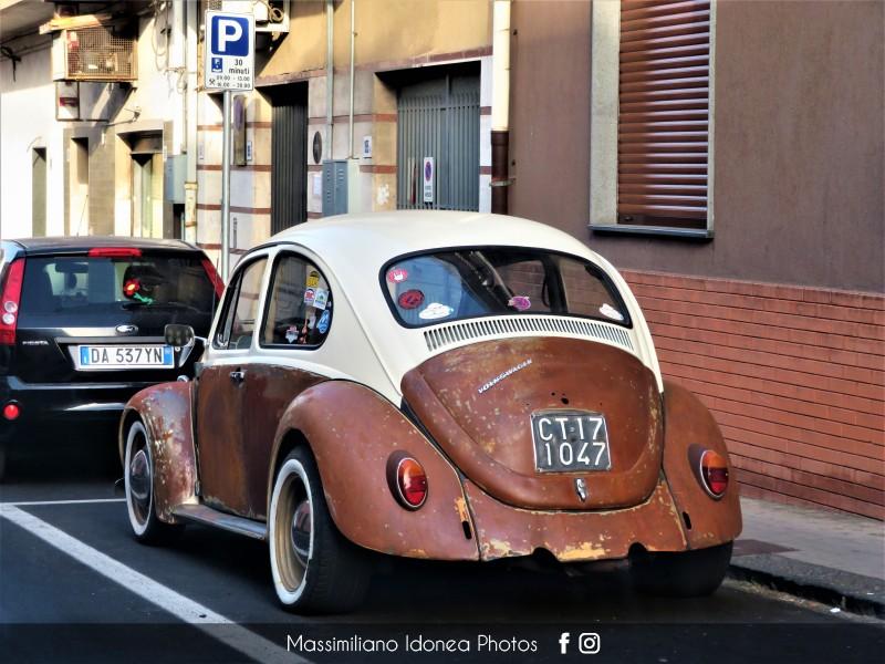 avvistamenti auto storiche - Pagina 32 Volkswagen-Maggiolino-1-3-67-CT171047-3
