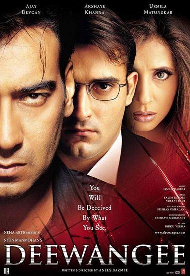 Toksyczna miłość / Deewangee (2002)