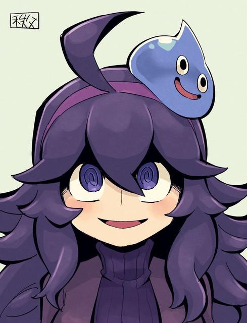 3051477-hex-maniac-and-slime-pokemon-game-and-etc-drawn-by-chichibu-chichichibu