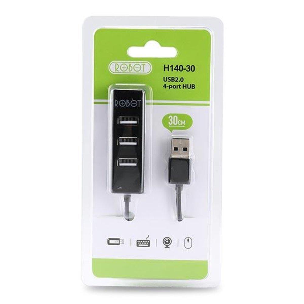 USB HUB ROBOT H140-30