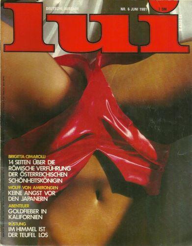 Lui German No 06 1981