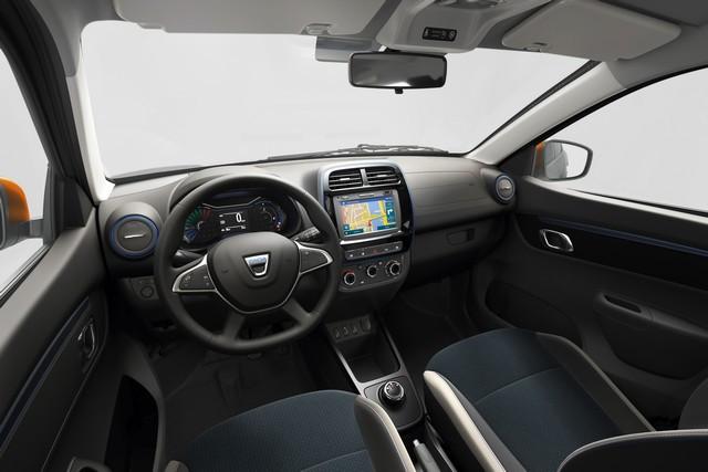Nouvelle Dacia Spring Electric : La Révolution Électrique De Dacia 2020-Dacia-SPRING-2