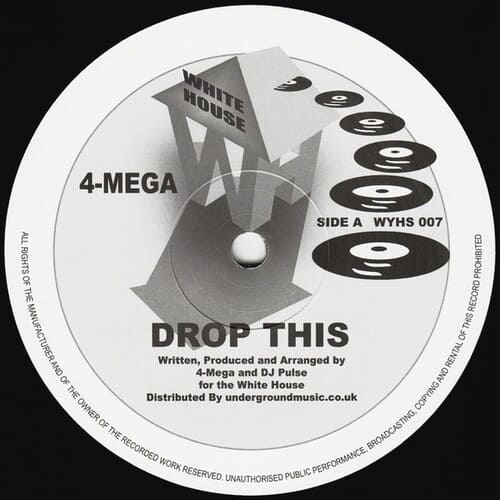 Download 4-Mega - Drop This / Higher mp3