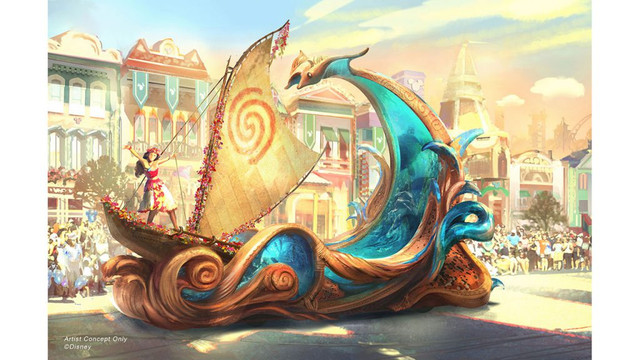 [Disneyland] Nouvelle parade: Disney Magic Happens (28 février 2020) Zzzzz40