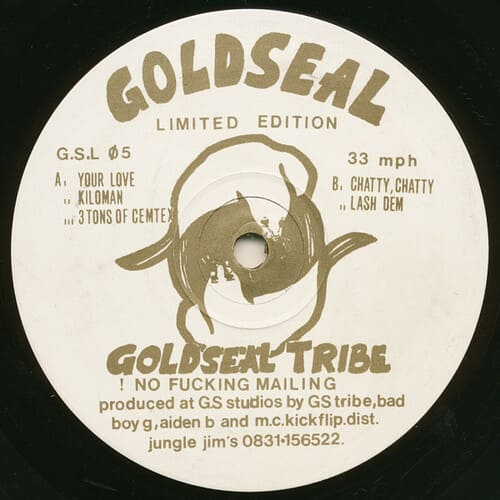 Goldseal Tribe - Your Love