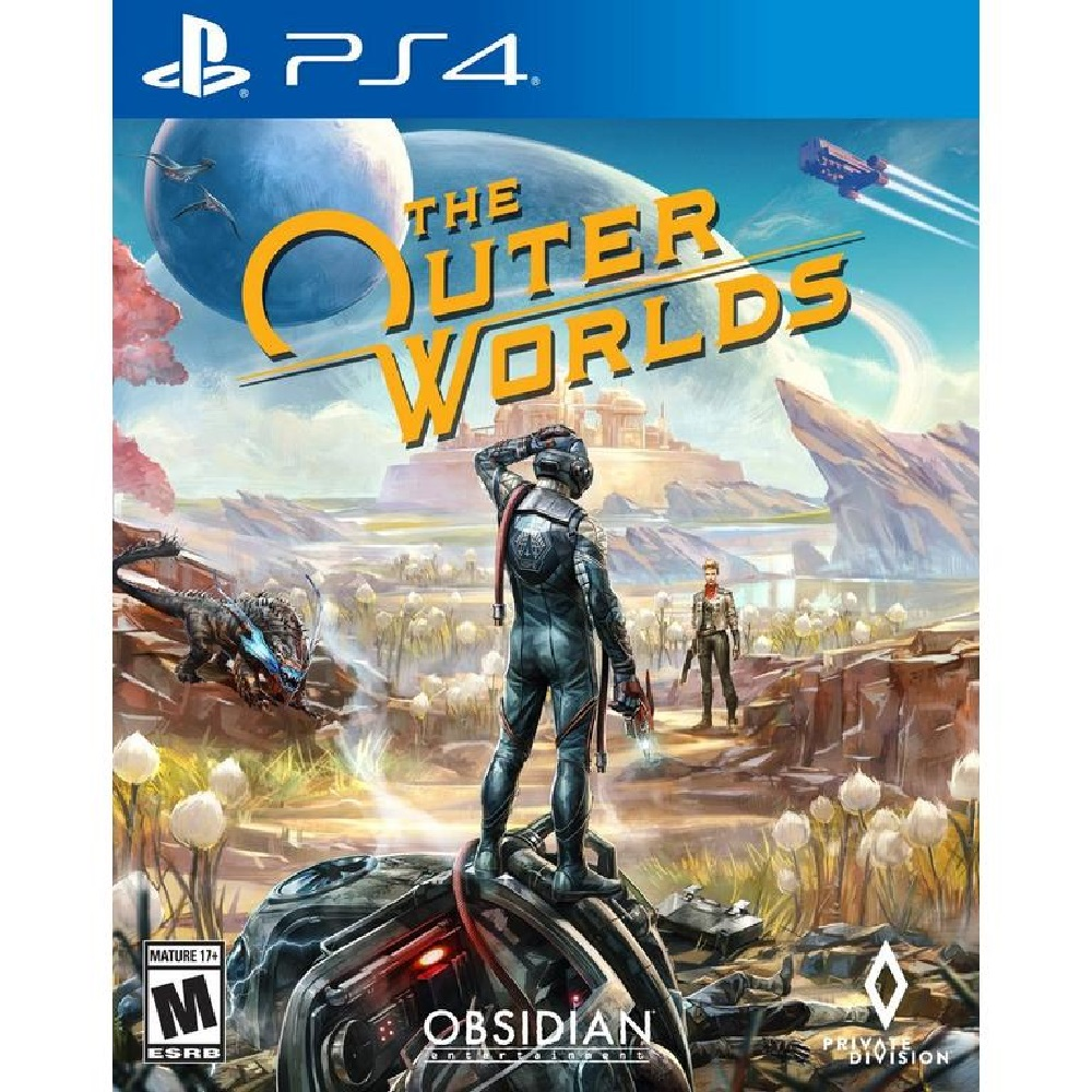 PS4 The Outer Worlds (Basic) Digital Download