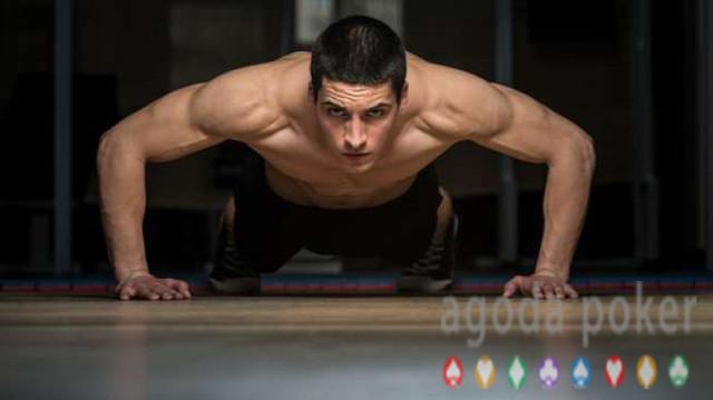 Obsesi Membentuk Otot, Lelaki Rentan Alami Gangguan Makanan
