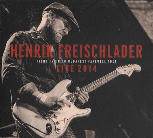 Henrik Freischlader - Live 2014