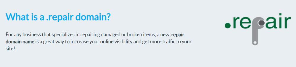 dot-repair