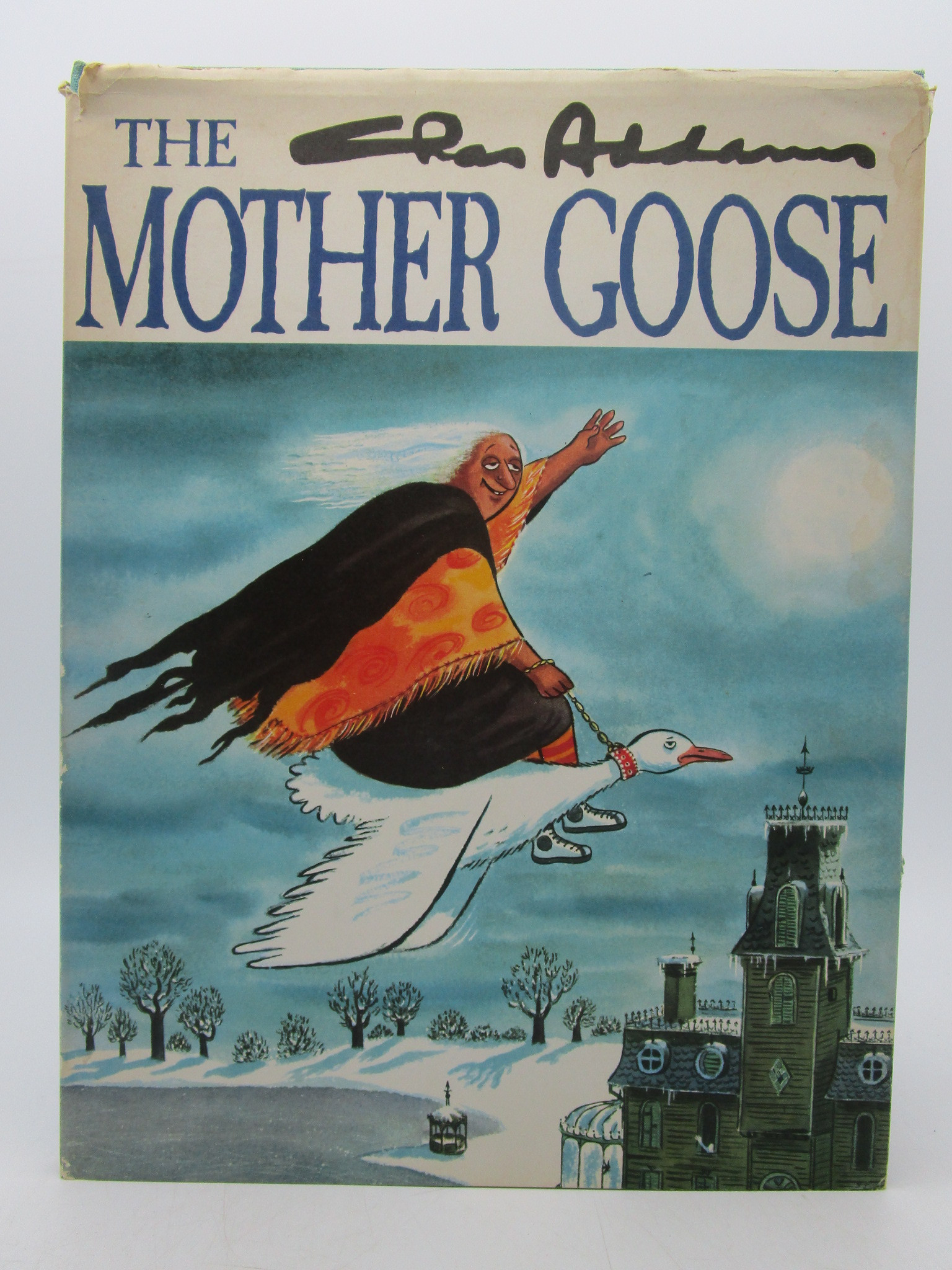 Image for The Chas Addams Mother Goose