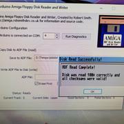 [VENDUE] Carte ADF READER/WRITTER pour AMIGA G