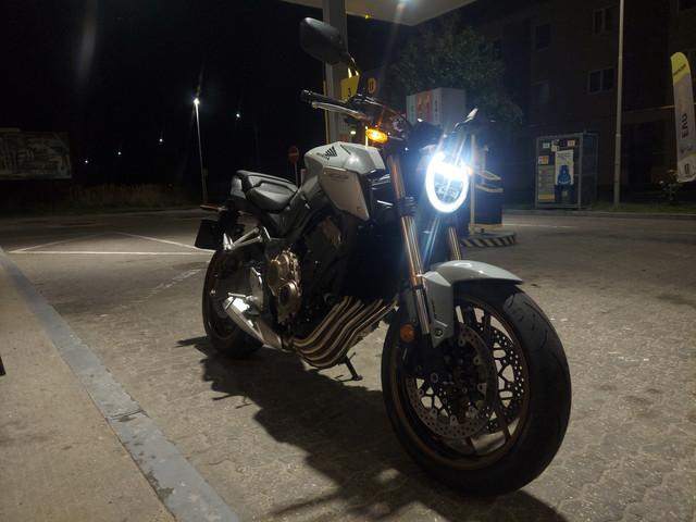 Diskusia o motocykloch