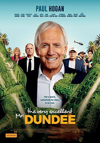 Великолепный Мистер Данди / The Very Excellent Mr. Dundee (2020) WEB-DLRip [H.264/720p-LQ]