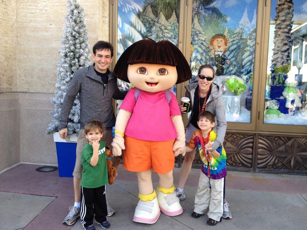 family travel jogja wonosobo
