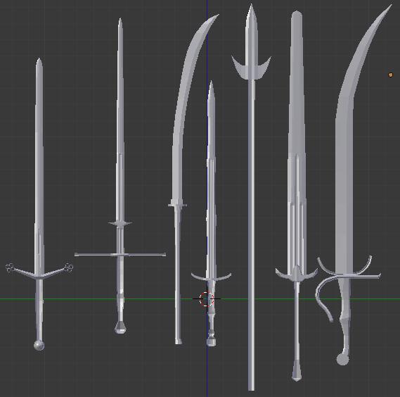 Loads of plausible weapons / Множество правдоподобного оружия (RU)