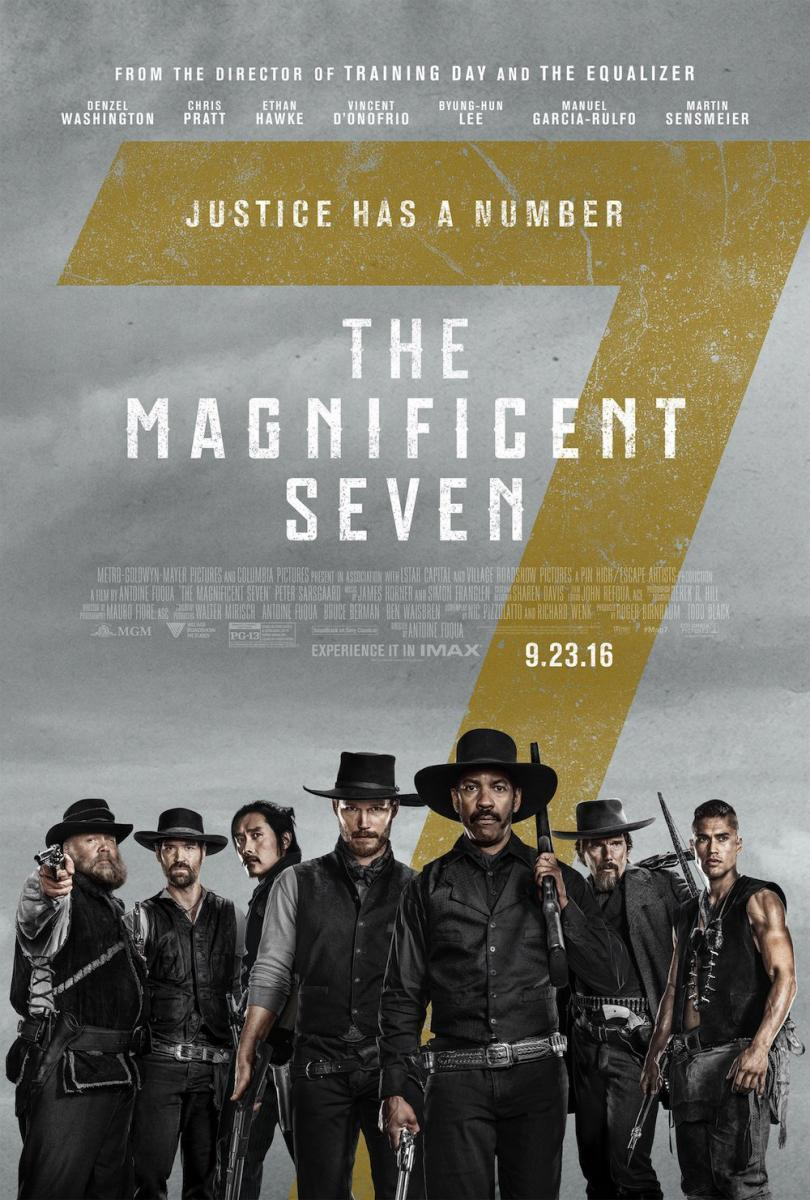 Los Siete Magníficos (2016) 1080p Dual MG-ZP